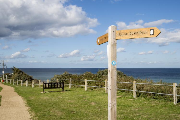 Cromer - Norfolk Coast Path