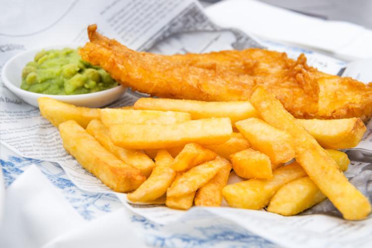 Cromer - Fish and Chips