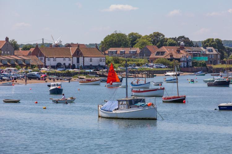 Norfolk coast - plan your UK getaway