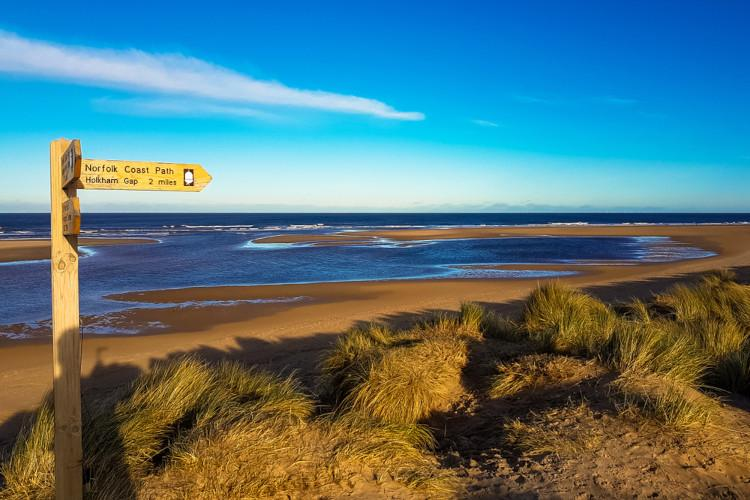 Things to do Norfolk - Norfolk Coast Path