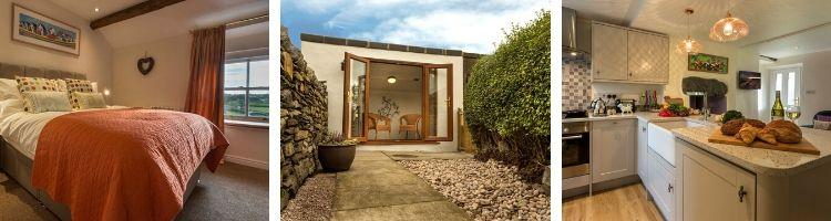 Dog-friendly romantic Lake District cottage