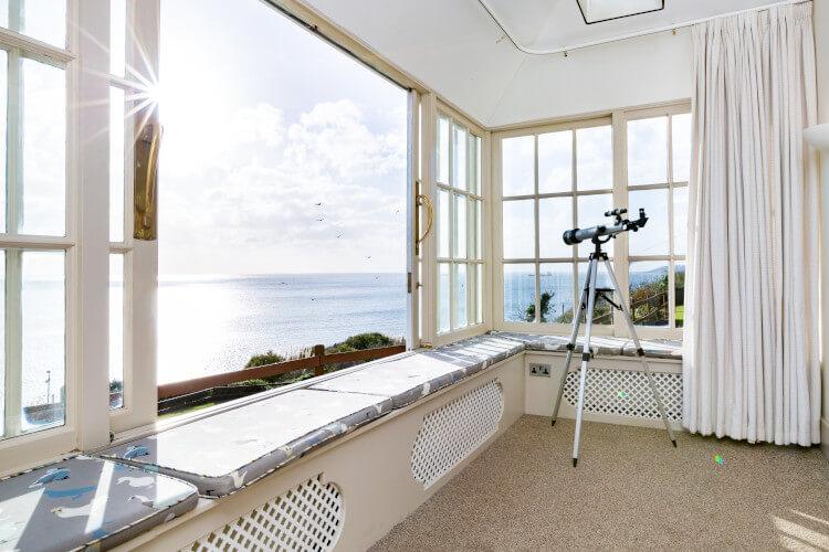 The Coastguard Cottage, Plymouth, Devon