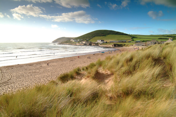 Croyde Bay, North Devon