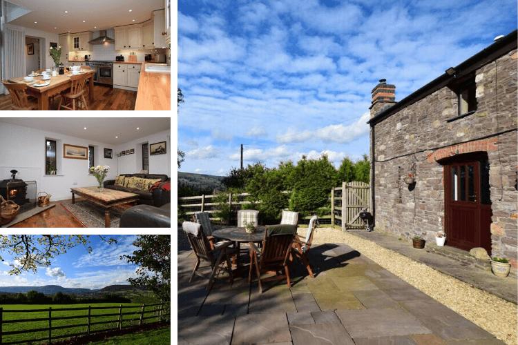 Tyr Ywen Farm Cottage