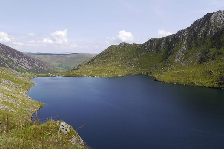 Cadair Idris, a mountain in Wales