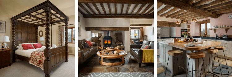 Marwood Manor large holiday cottage