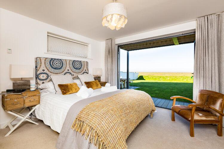 Golf View bedroom