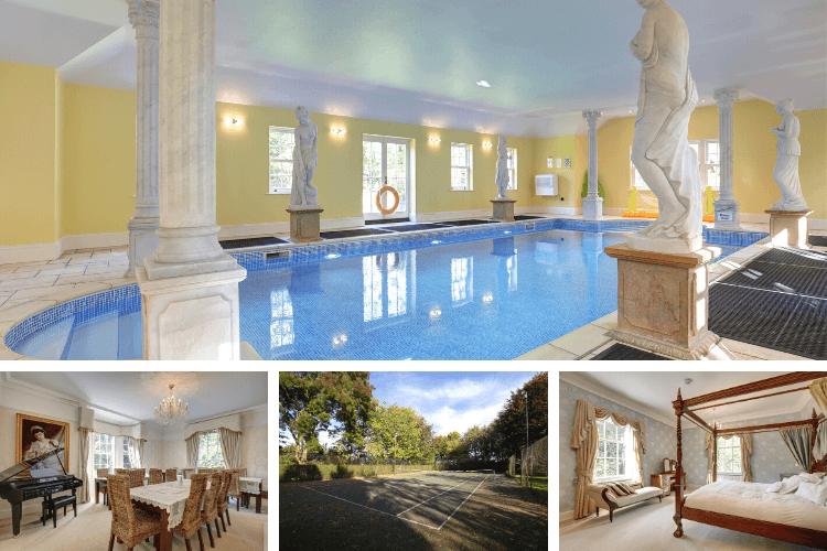 Lincolnshire Manor