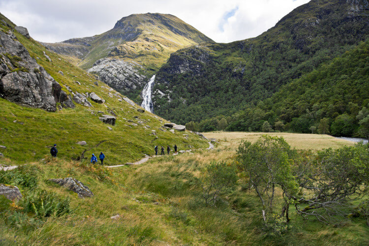 Munro in Scotland