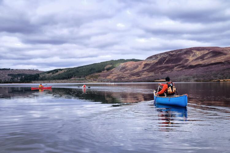 Water sports in Scotland