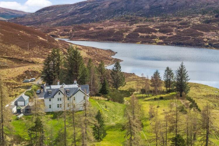 Loch Side House